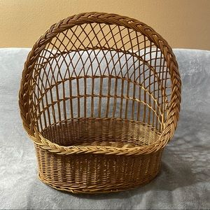 Wicker Big Basket Home Decor